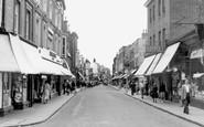Deal, High Street c.1955