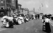 Deal, The Busy Esplanade 1899