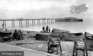Deal, The Pier c.1960