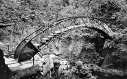 Devils Bridge, Iron Bridge c.1955