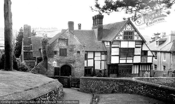 Ditchling, Anne Of Cleeve's House c.1960