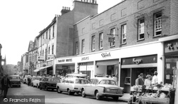 Dorchester, South Street c1965