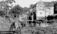 Dorking, Castle Mill c.1960