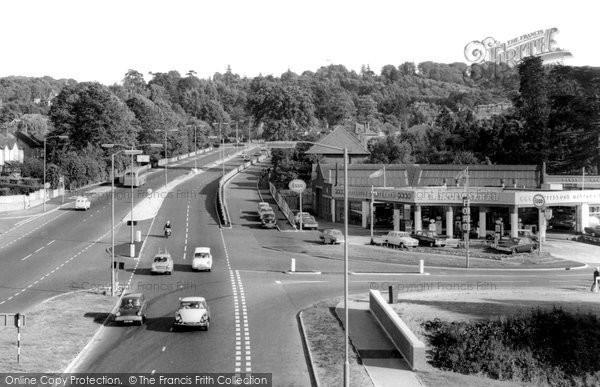 Dorking, Deepdene Avenue c.1965