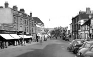 Dorking, High Street c.1955