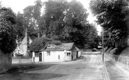 Dorking, Old Reigate Road 1906