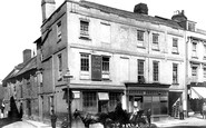 Dorking, Post Office 1900