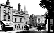 Dorking, South Street 1900