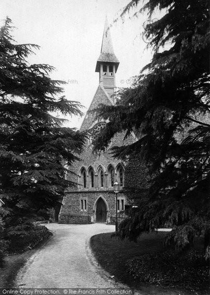 Dorking St Pauls Church 1907 Francis Frith