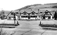Dorking, The Watermill Restaurant c.1965