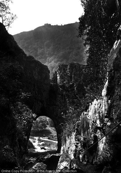Dovedale, Reynards Cave 1914