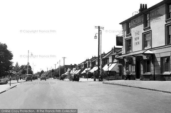 Drayton, Havant Road c.1955