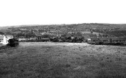 Dronfield, From The Hilltop c.1965
