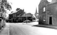 Dronfield, High Street c.1965