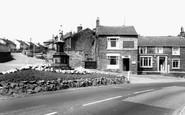 Dronfield, War Memorial c.1965