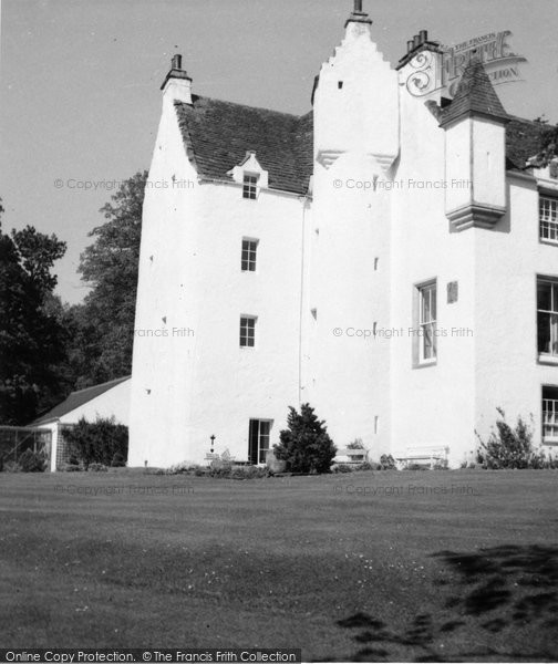 Dufftown, Kininvie House 1961