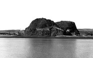 Dumbarton, Castle c.1890