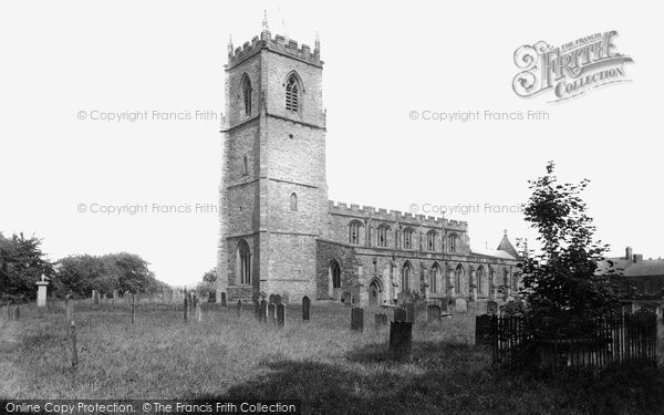 Durham, St Oswald's Church 1918