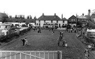 Dymchurch, the Putting Green 1952