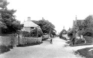 East Blatchington, The Village 1906