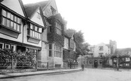East Grinstead, Judges Terrace 1907