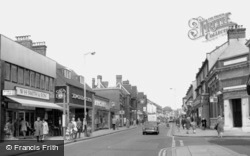 East Ham, High Street c1965