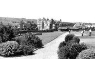 Eastbourne, the Helen Garden c1960