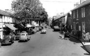 Ebbw Vale, Bethcar Street c.1960