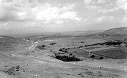 Ebbw Vale, Black Mountains c.1960
