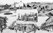 Ebbw Vale, Composite c.1955