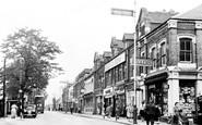 Ebbw Vale, Market Street c.1955
