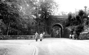 Ebbw Vale, The Arches c.1955