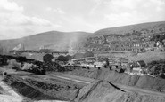 Ebbw Vale, The Steelworks c.1960