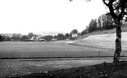 Ebbw Vale, The Welfare Ground c.1955