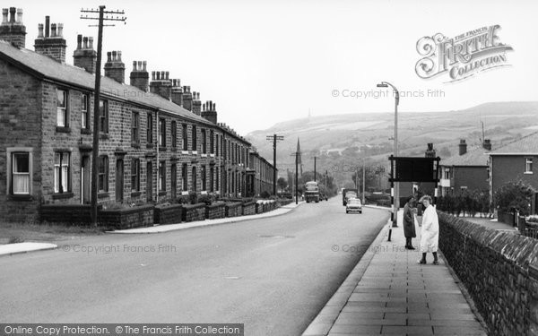 Edenfield, Bolton Road North c.1960
