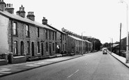 Edenfield, Burnley Road c1960