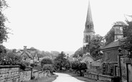 Example photo of Edensor