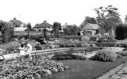Edmonton, Bury Lodge, Bury Street c.1955