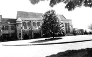Eltham, the Palace c1960