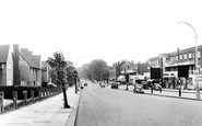 Eltham, Well Hall Road c1960