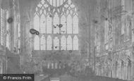 Ely, Cathedral, Lady Chapel c.1878