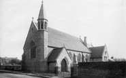 Ely, St Peter's Church 1891