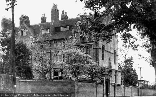 Ely, The Theological College c.1960