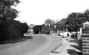 Enfield, Bushill Road c.1955