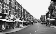 Enfield, Church Street 1962