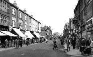 Enfield, Church Street c.1950