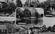 Enfield, Composite c.1960