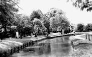 Enfield, Little Park Gardens c.1965