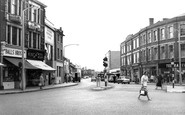 Enfield, London Road c1965
