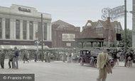 Enfield, Market Place c.1950